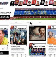 Dugout, le nouveau réseau social prêt à partager ses bénéfices avec les clubs de football