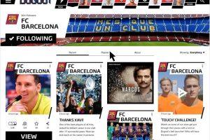 dugout-new-social-media-football