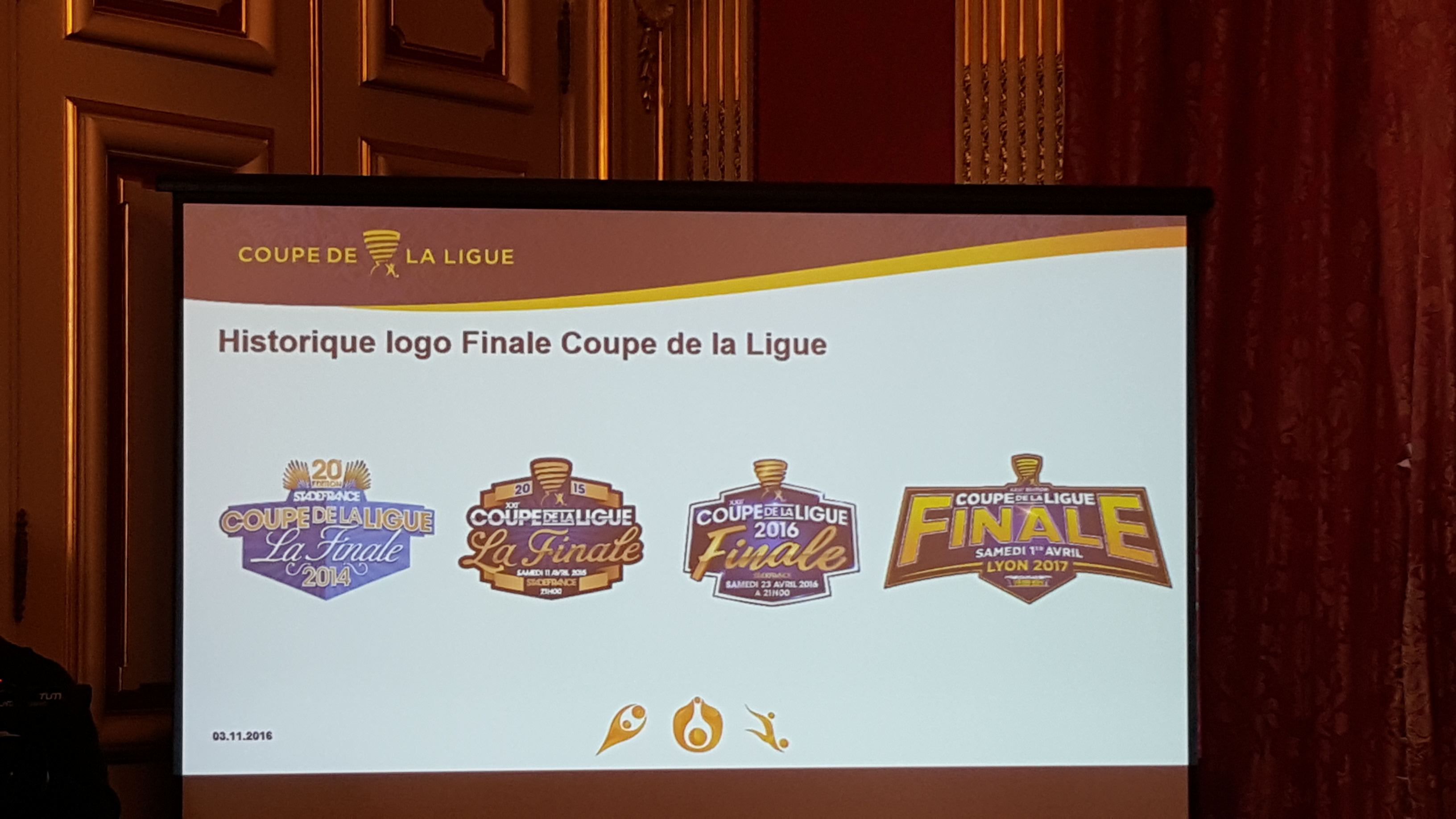 Billetterie affiche la finale de la coupe de la ligue - Billetterie finale coupe de la ligue ...