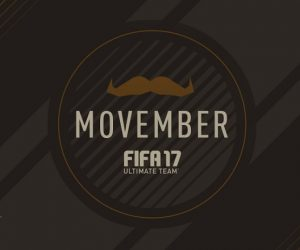 Le jeu vidéo FIFA 17 soutient Movember avec un dispositif «in game»