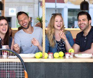 Tennis – Häagen-Dazs nouveau partenaire de l'Open d'Australie