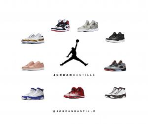 La première boutique européenne Jordan Brand s'installe à Paris dans le quartier Bastille