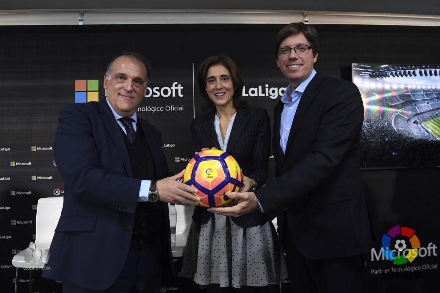 laliga-microsoft-sponsor-digital-partner