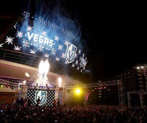 La NHL accueille les Golden Knights de Vegas !