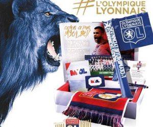 Après le PSG et l'OM, l'Olympique Lyonnais lance sa box «MYOLBOX»