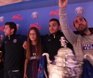 Le «Mannequin Challenge» débarque dans le sport français