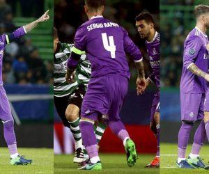 2 millions d'euros par an pour Sergio Ramos et son nouveau contrat sponsoring avec Nike