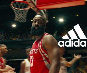 «Basketball Needs Creators» la nouvelle publicité adidas avec James Harden