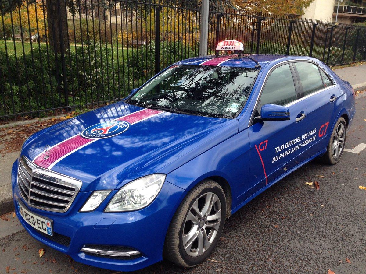 Les dessous de l 39 activation g7 et ses taxis personnalis s for Garage des taxis g7