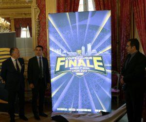 Billetterie, Affiche… La Finale de la Coupe de la Ligue 2017 organisée au Parc OL se dévoile