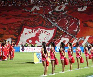 Insolite – La liga Aguila célèbre le retour de l'América en 1ère Division