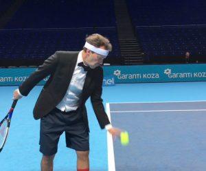 Quand Tecnifibre envoie Benoit Maylin à Londres pour le Barclays ATP World Tour Finals