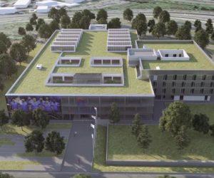 A quoi ressemblera la Maison du Handball à 41,5 millions d'euros construite à Créteil ?