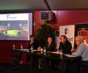 Un contrat de Naming à 20 millions d'euros pour le «Matmut Stadium»