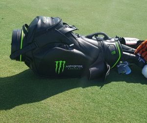 Monster Energy nouveau partenaire de Tiger Woods