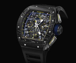 L'horloger Richard Mille devient Fournisseur Officiel du PSG
