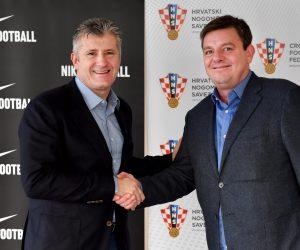 Nike prolonge avec la Fédération Croate de Football