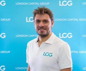 Qui est LCG, nouveau sponsor de Stan Wawrinka ?