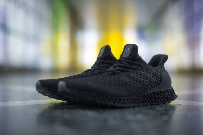 1ère chaussure adidas