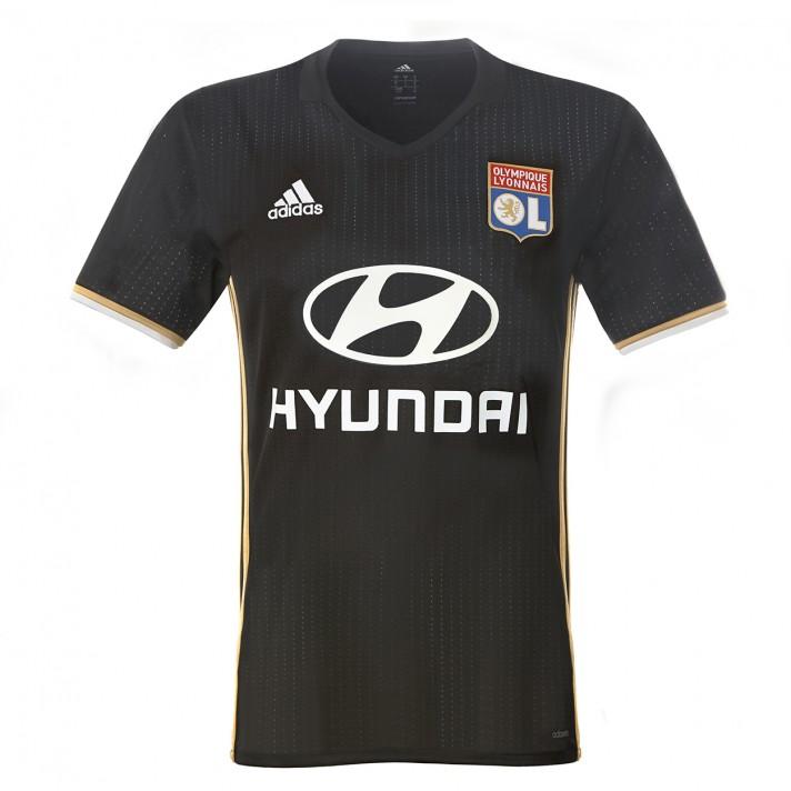 Maillot Olympique Lyonnais noir