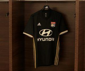 CONCOURS – Nous vous offrons 1 maillot Third de l'Olympique Lyonnais (adidas)