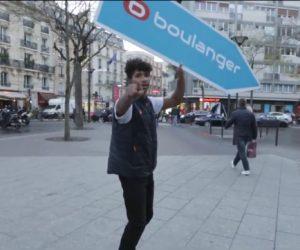 Boulanger offre une expérience «Money Can't Buy» à 2 Fans du PSG