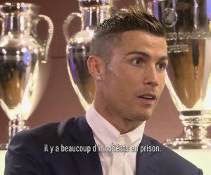 Cristiano Ronaldo s'exprime sur les Football Leaks suite à son 4ème Ballon d'Or