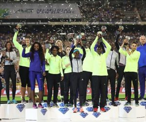 Athlétisme – Nouveau format et nouveau prize money pour la Diamond League en 2017