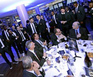 OL Fondation réunit 350 convives au Parc OL pour son Dîner de Gala