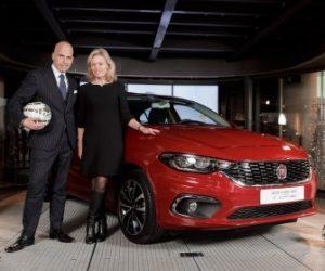Fiat nouveau partenaire de la Coupe de la Ligue