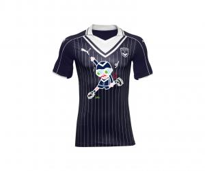 Les Girondins de Bordeaux porteront un maillot collector contre l'AS Monaco