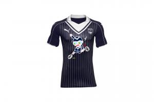 maillot-girondins-de-bordeaux-collector-dessin-jofo-hopital-enfants-sponsor-maillot