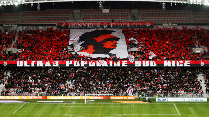 Image result for ogc nice supporters