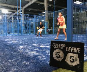 Soccer Park Le Five (SPLF) et adidas veulent accélérer le business du Padel Tennis en France
