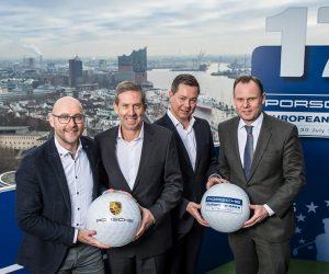 Golf – Porsche prolonge son partenariat-titre avec l'European Open en Allemagne