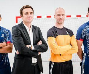 Renault passe en mode Handball avec les Experts en marge des Championnats du Monde 2017