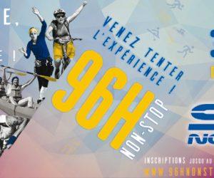 Offre de Stage : Evènementiel – raid sportif 96h non-stop