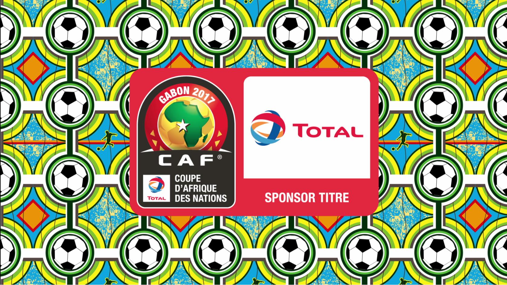 Comment total active son partenariat durant la coupe d 39 afrique des nations 2017 - Programme de la coupe d afrique ...