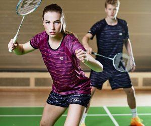 FZ Forza Fournisseur Officiel de la Fédération Française de Badminton