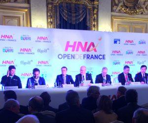 Golf – L'Open de France entre dans un nouvelle dimension avec l'arrivée du groupe HNA