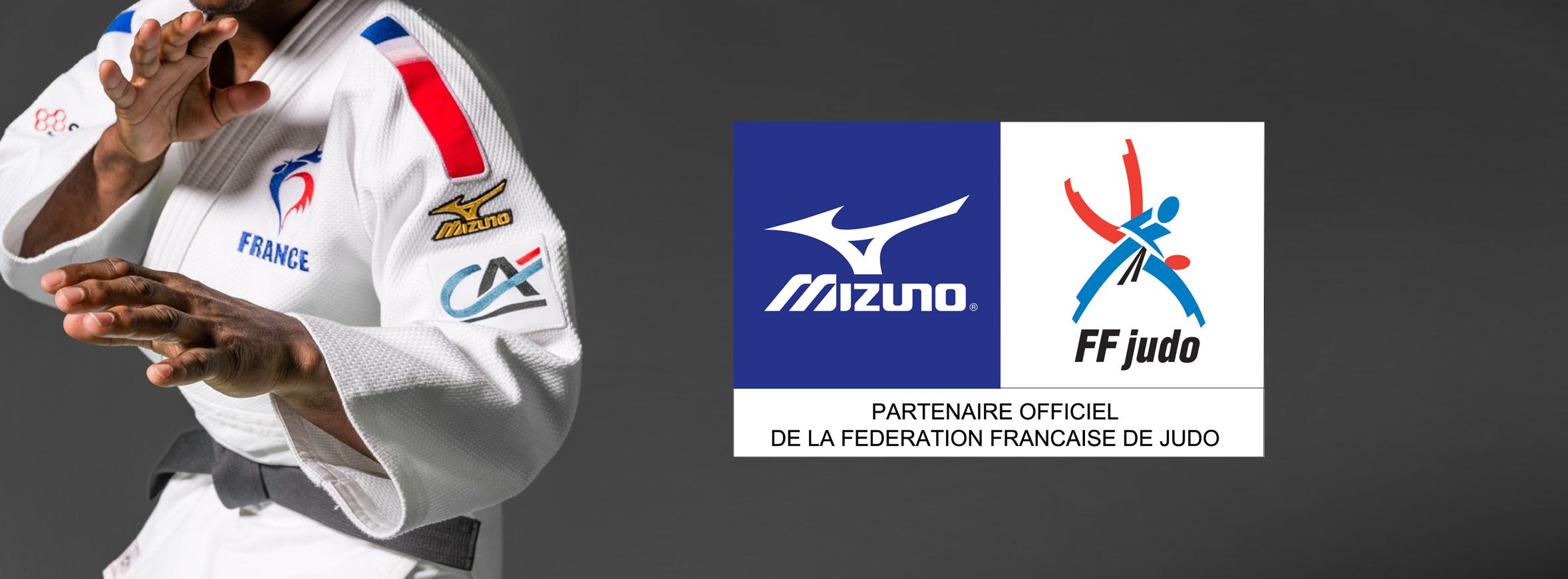 af02628fc1 Pourquoi Mizuno devient Partenaire de la Fédération Française de Judo -  SportBuzzBusiness.fr