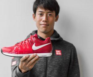 Sponsoring – Kei Nishikori passe chez Nike pour les chaussures