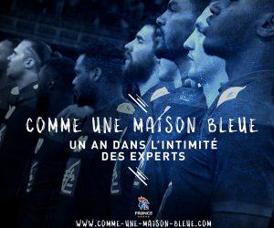 La Fédération Française de Handball fait monter la pression avec «Comme une Maison Bleue»