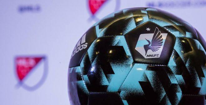 MLS – Target premier sponsor maillot de la nouvelle franchise de Minnesota