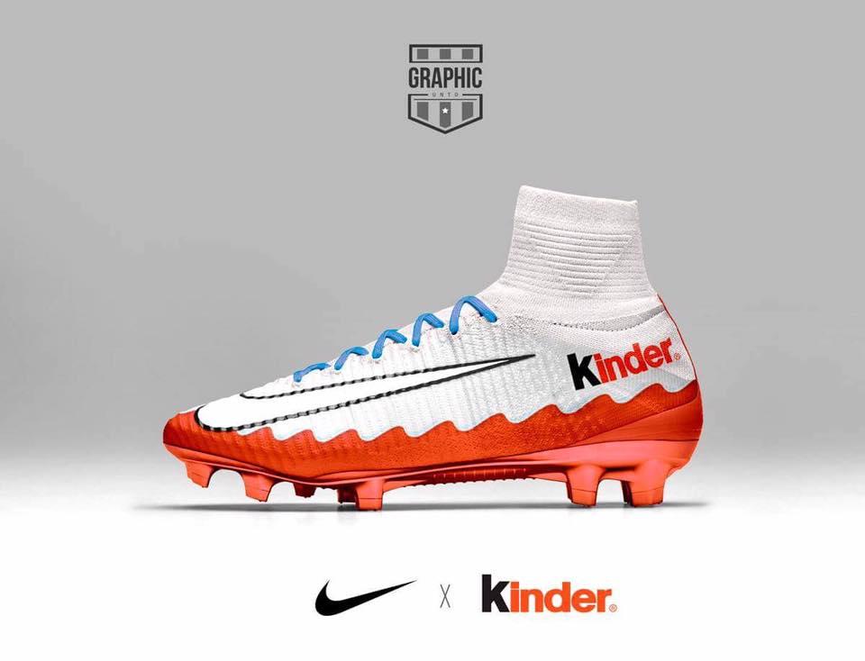 Nike Mercurial \u2013 Kinder
