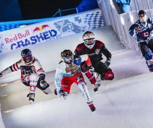 Marseille à l'épreuve de la glace avec le Red Bull Crashed Ice !