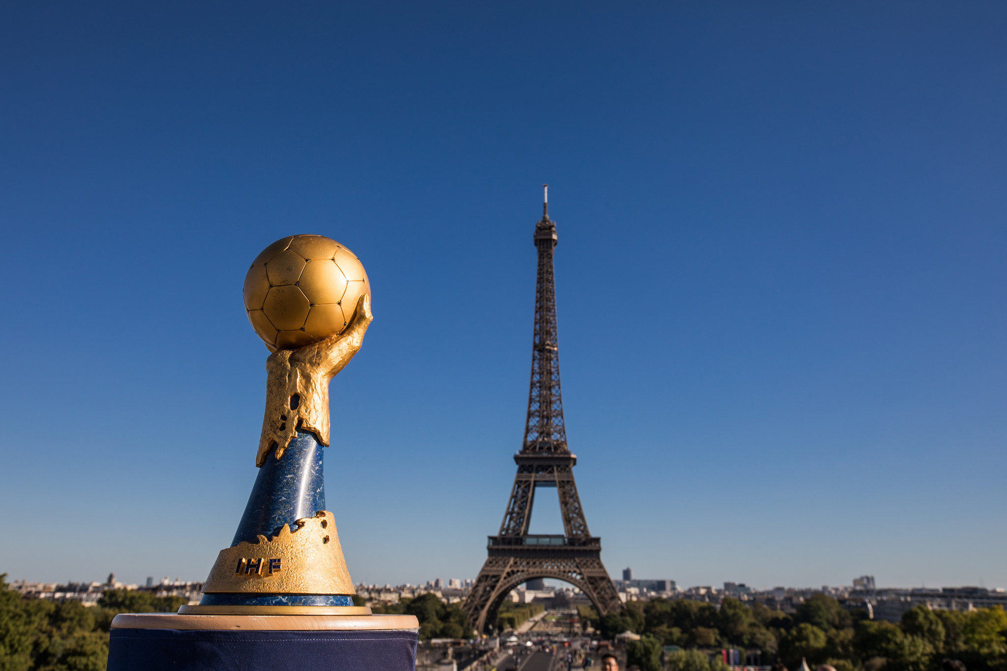 Un ch que de 100 000 dollars pour le vainqueur du - Diffusion coupe du monde de handball 2015 ...