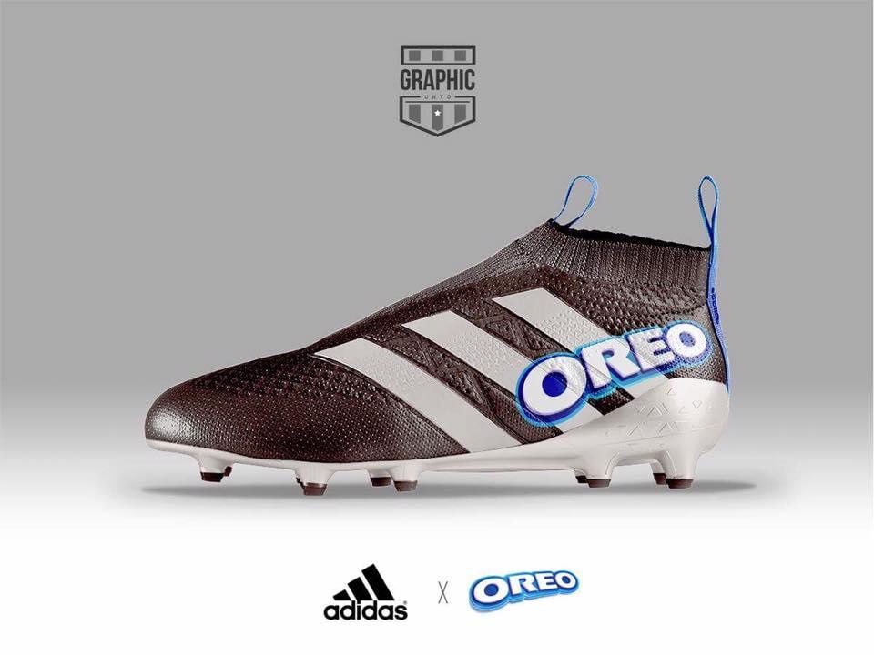 concepteur neuf et d'occasion beau en arrivant Quand les chaussures de football s'habillent aux couleurs de ...