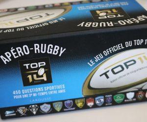 (Résultats Concours) – 5 boîtes «Apéro-Rugby» (450 questions)