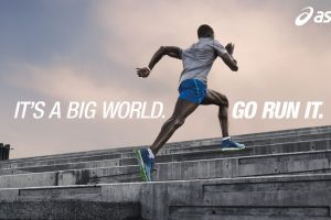 Une année 2016 difficile pour Asics au niveau mondial